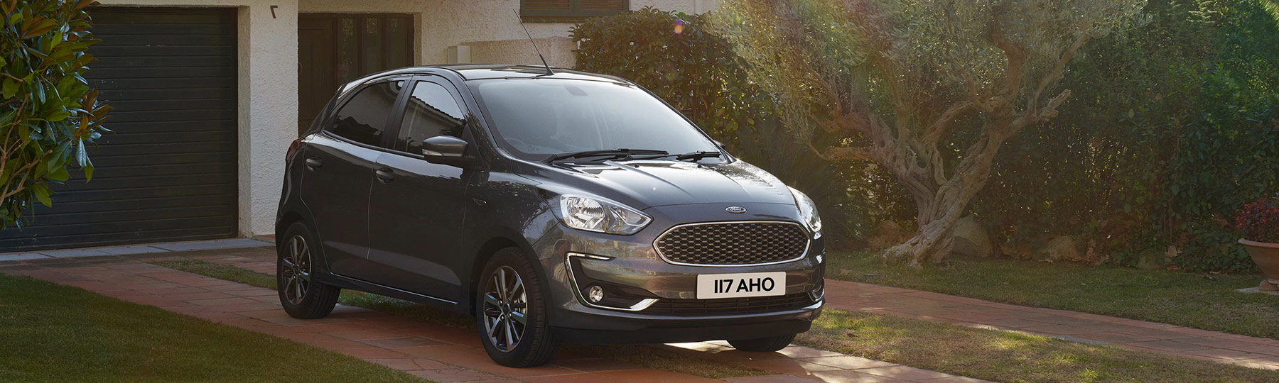 NEW FORD KA+ ZETEC