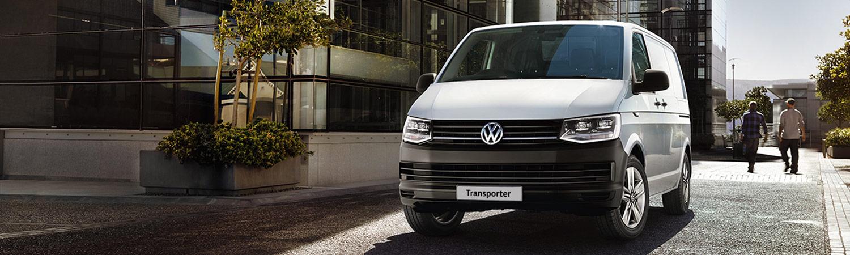 Volkswagen Transporter Lease Offer