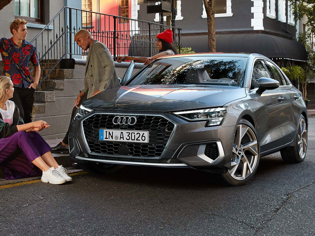 New Audi A3 Saloon For Sale Essex Audi Amp M25 Audi