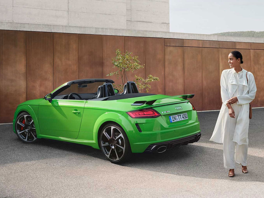 New Audi Audi Tt Rs Roadster For Sale Essex Audi Amp M25 Audi