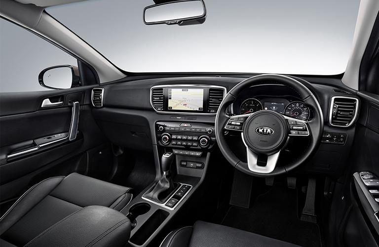 Kia sportage motability for Interieur accessoires