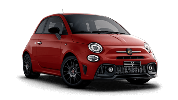 New Abarth 595 Trofeo