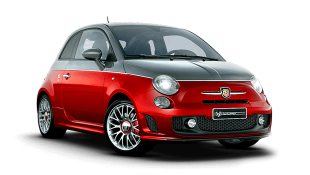 New Abarth 595 Turismo