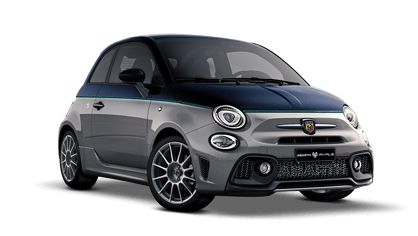 New Abarth 695 Rivale