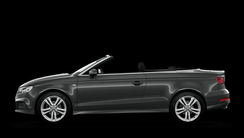 Audi A3 Cabriolet S Line