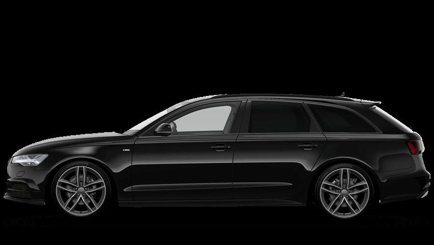 Audi A6 Avant Black Edition