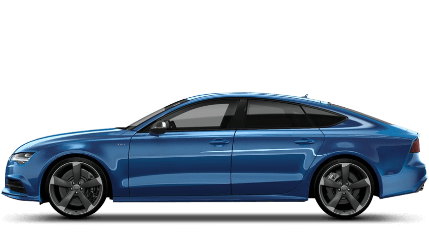 Audi S7 Black Edition