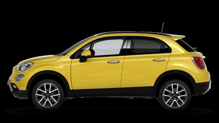 New Fiat 500X