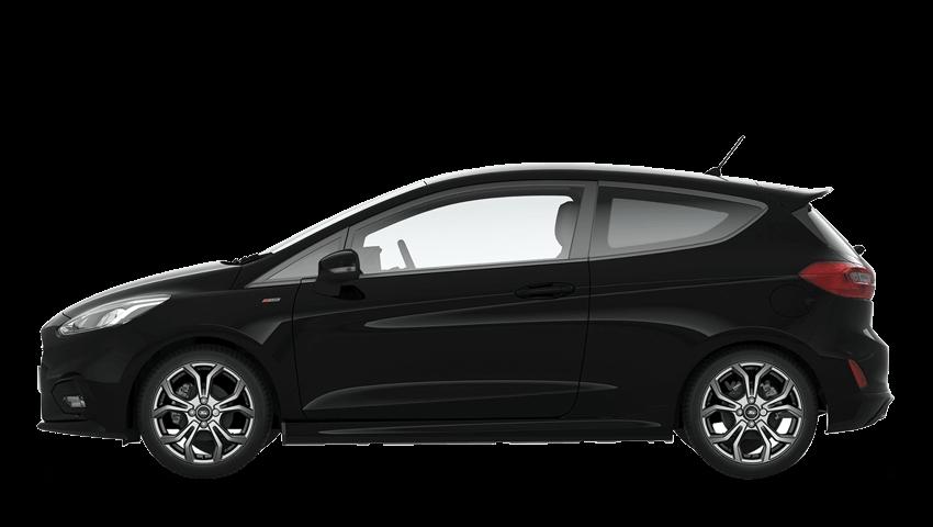 Fiesta St-line X