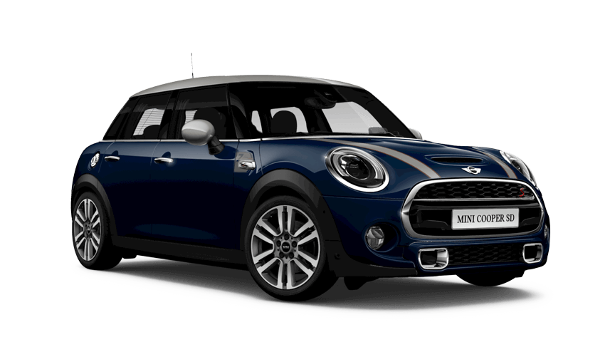 MINI 5 Door Seven Hatch Cooper SD
