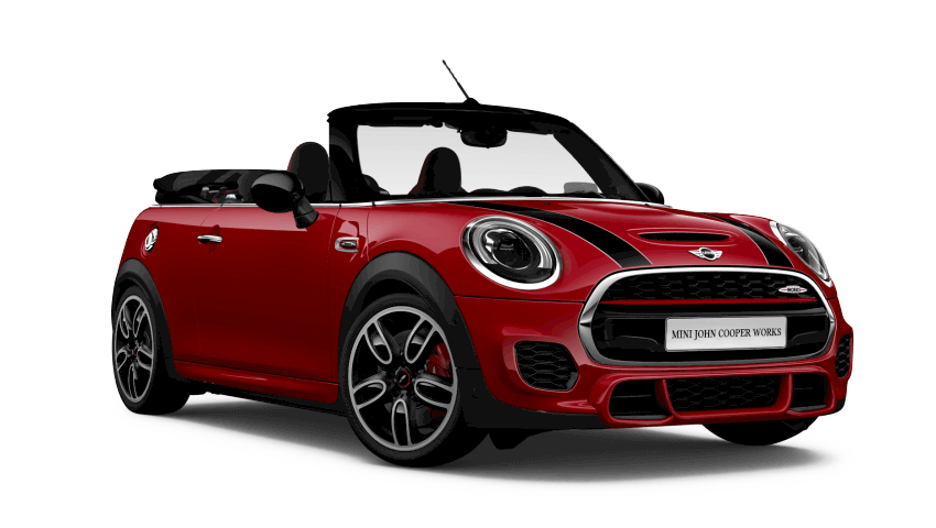 MINI Convertible Cooper S Works