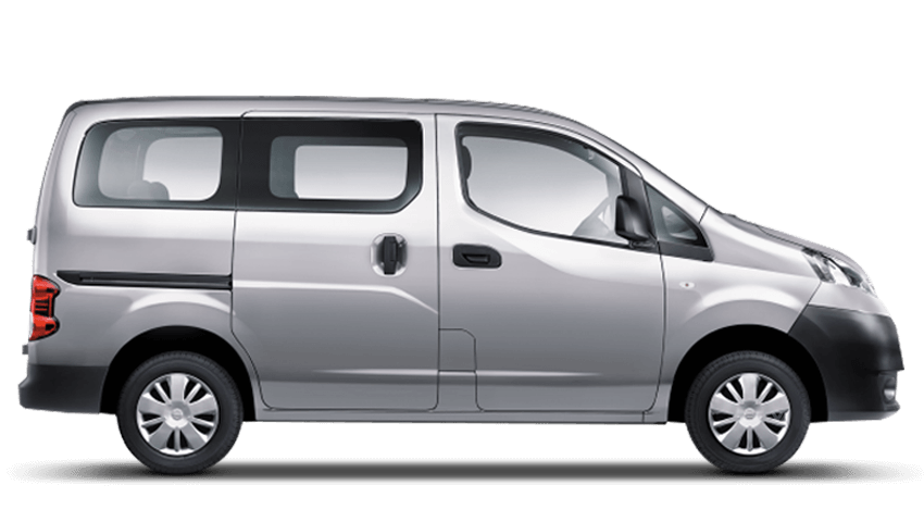 New Nissan NV200 Combi