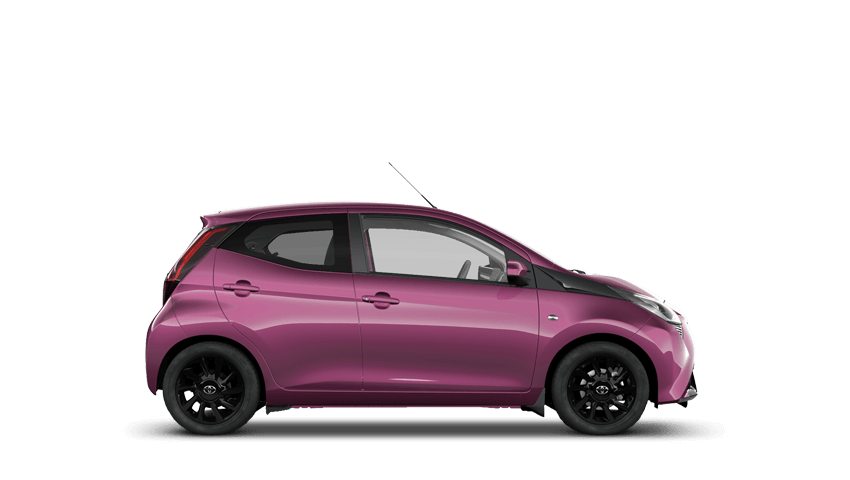 Aygo x-claim Limited Edition