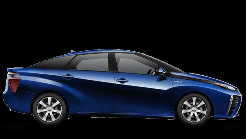 New Toyota Mirai