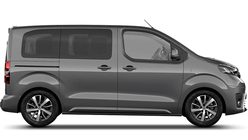 New Toyota Proace Verso