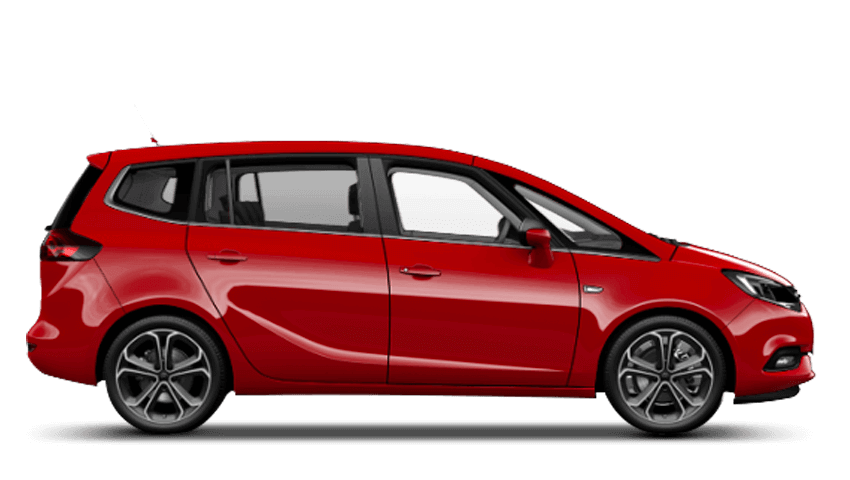 New Zafira Tourer Design