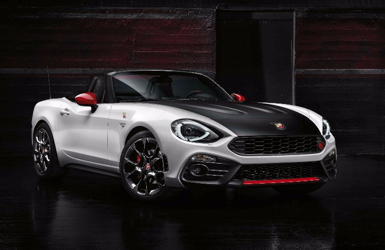New Abarth Business Contract Hire Offers