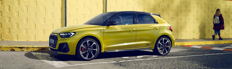 audi A1 Sportback New Car Offer