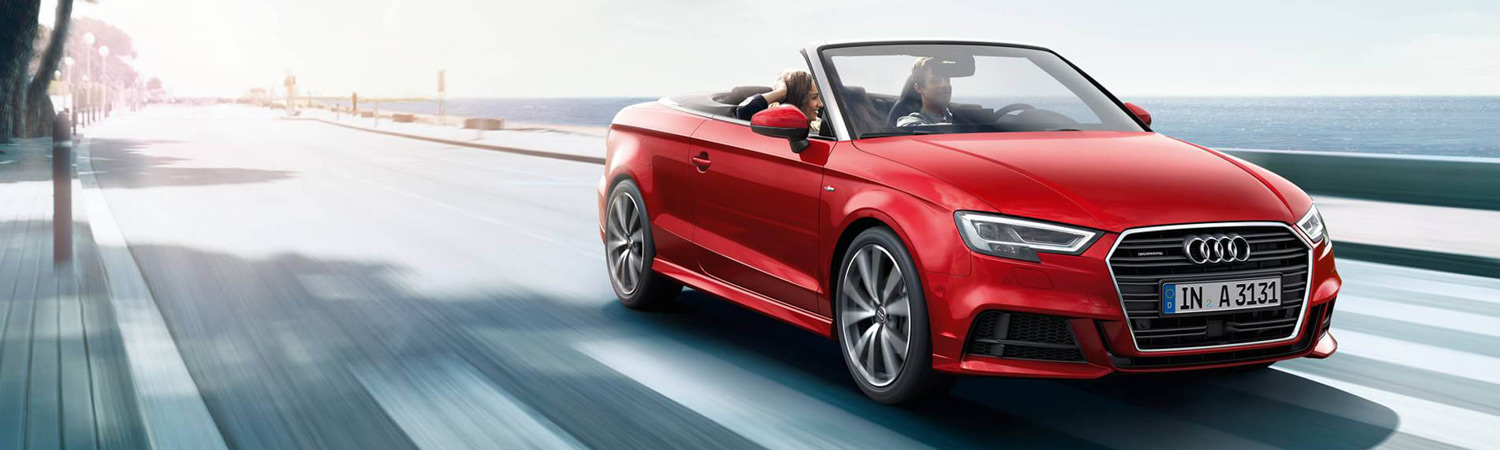 audi A3 Cabriolet New Car Offer