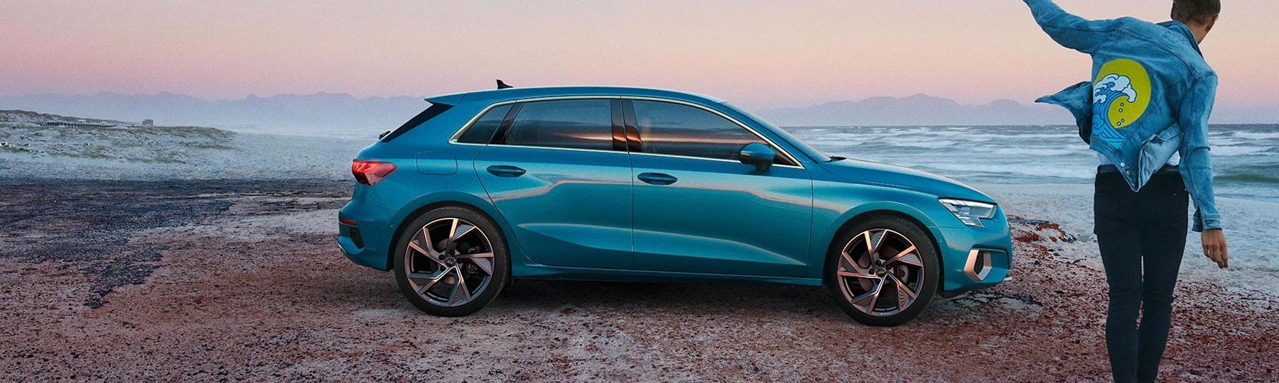 Audi A3 Sportback New Car Offer