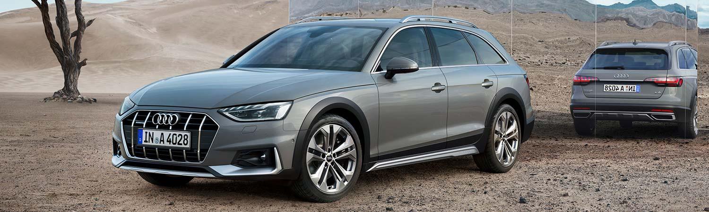 New Audi A4 allroad quattro New Car Offer