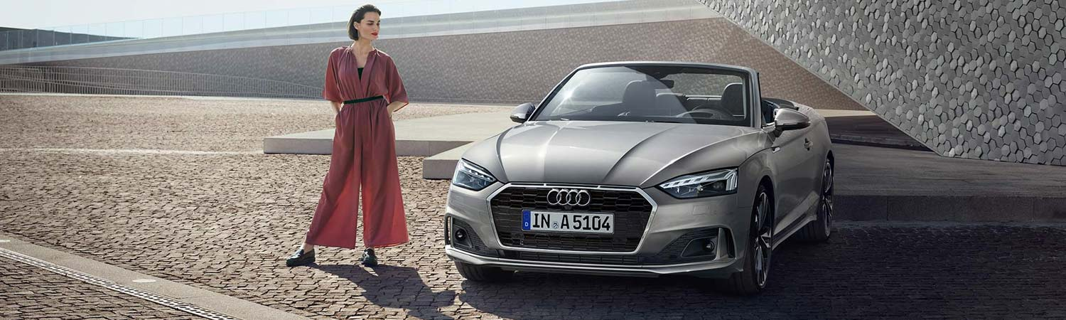 New Audi A5 Cabriolet New Car Offer