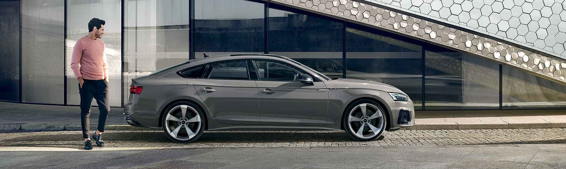 Audi A5 Sportback New Car Offer
