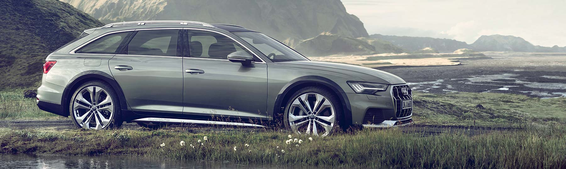 Audi A6 allroad quattro New Car Offer