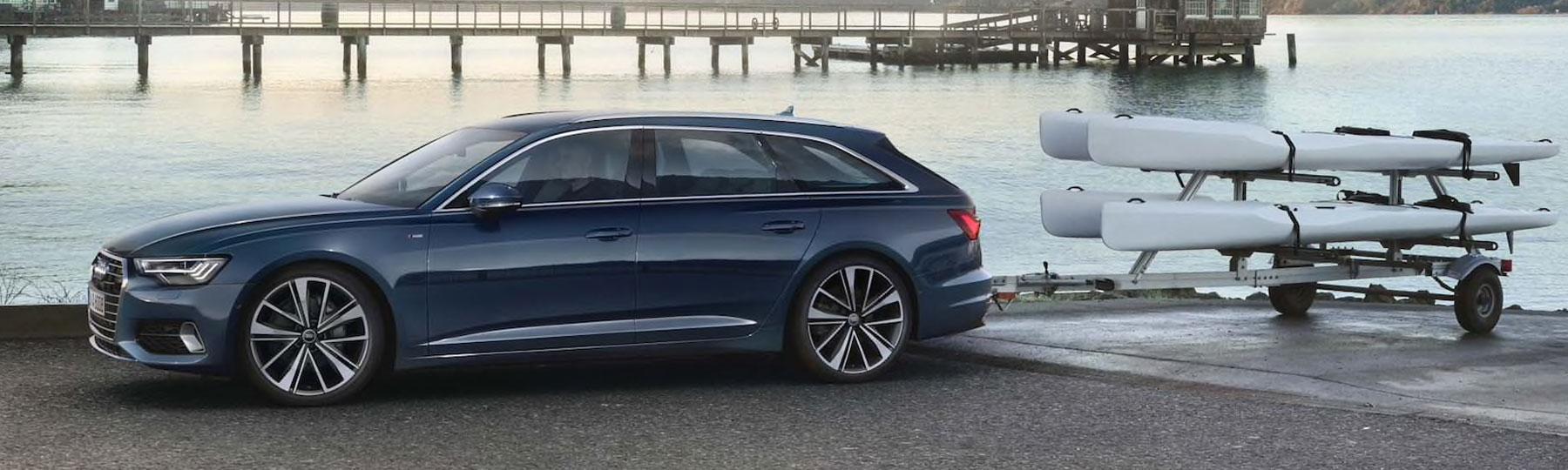 Audi A6 Avant New Car Offer