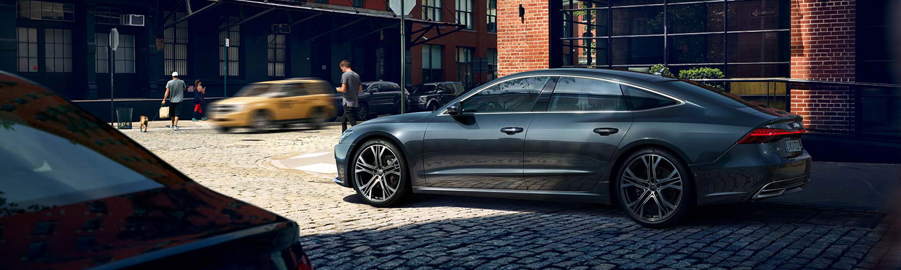 Audi A7 Sportback Personal Contract Hire Offer