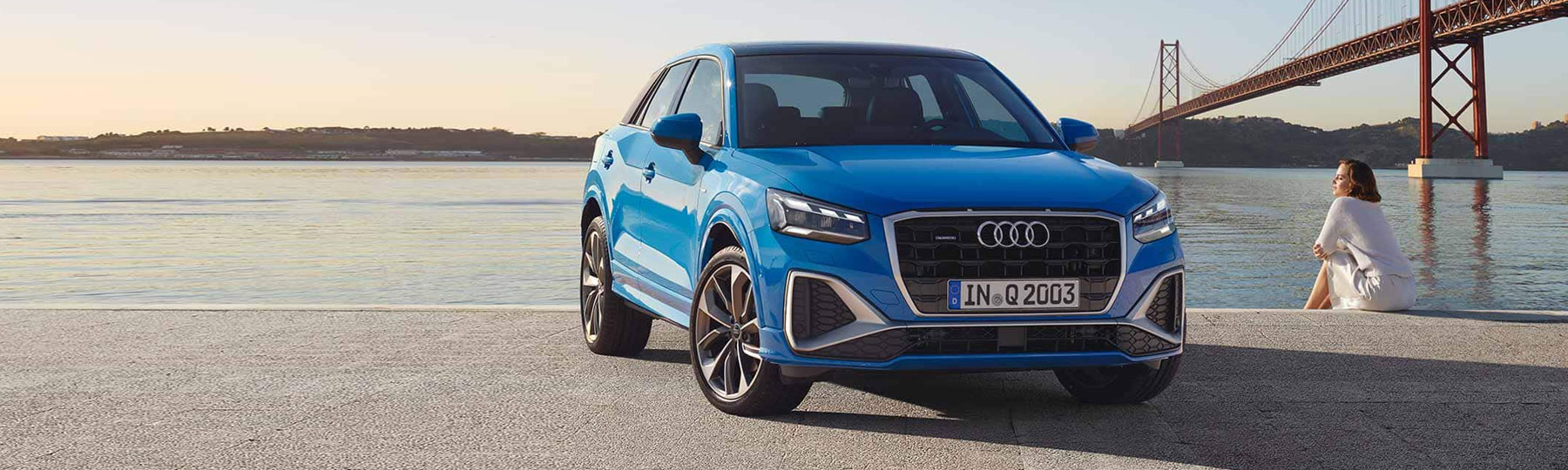 Audi Q2 Business Offer