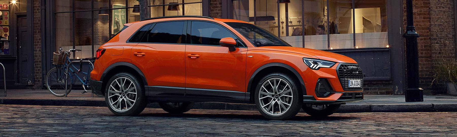 Audi Q3 New Car Offer