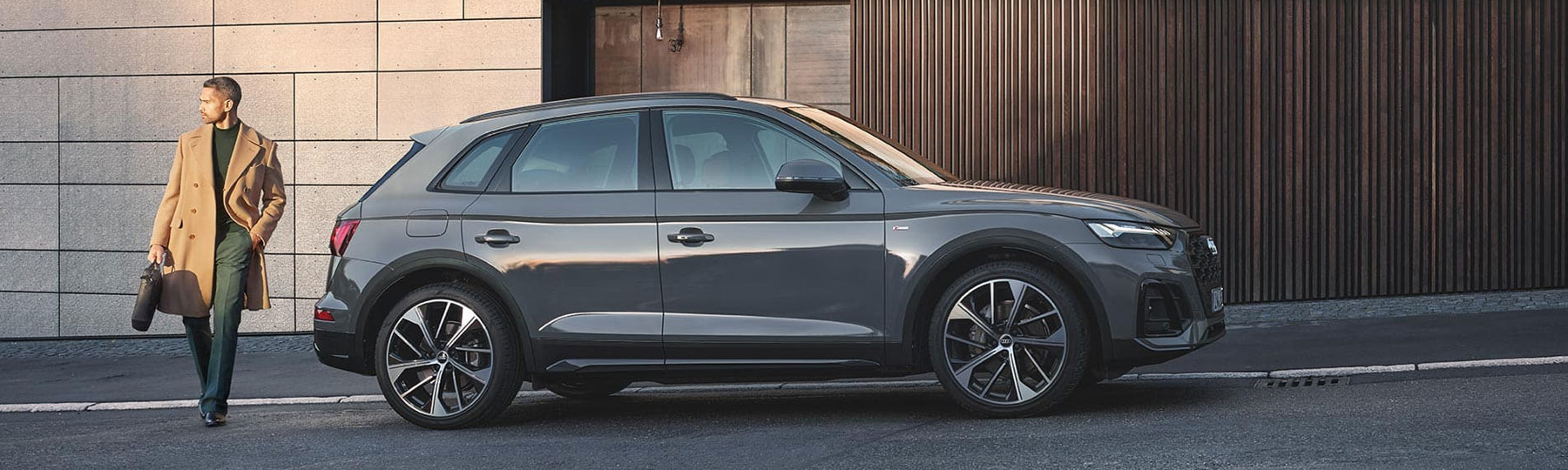 Audi Q5 Personal Contract Hire Offer
