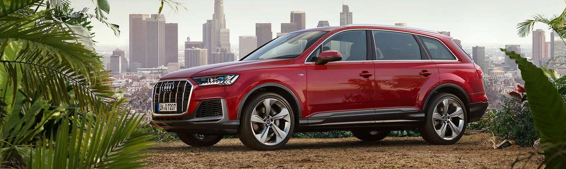 Audi Q7 New Car Offer