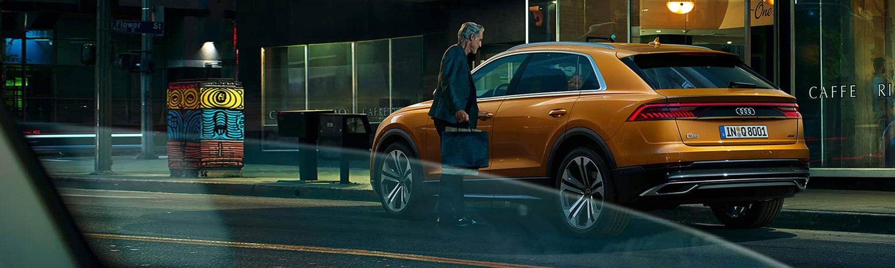 Audi Q8 New Car Offer