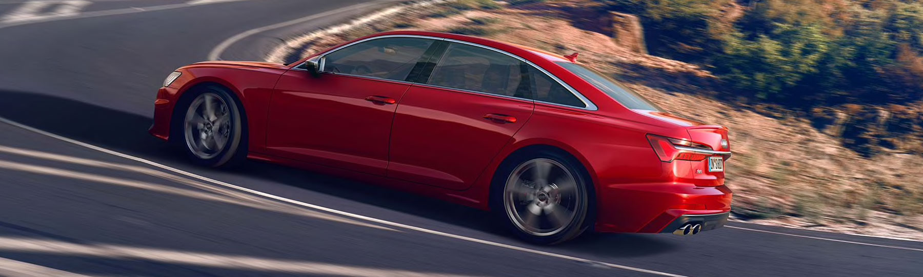 audi S6 Saloon New Car Offer