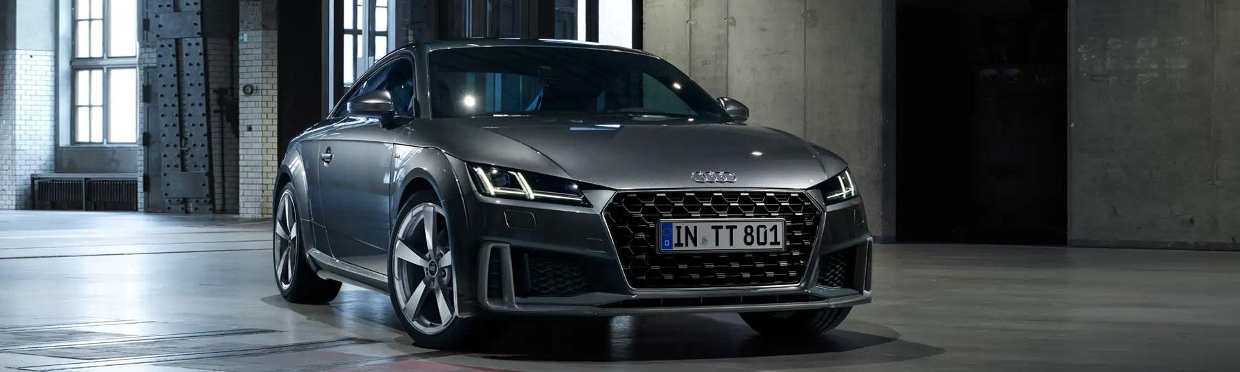 Audi TT Coupé New Car Offer