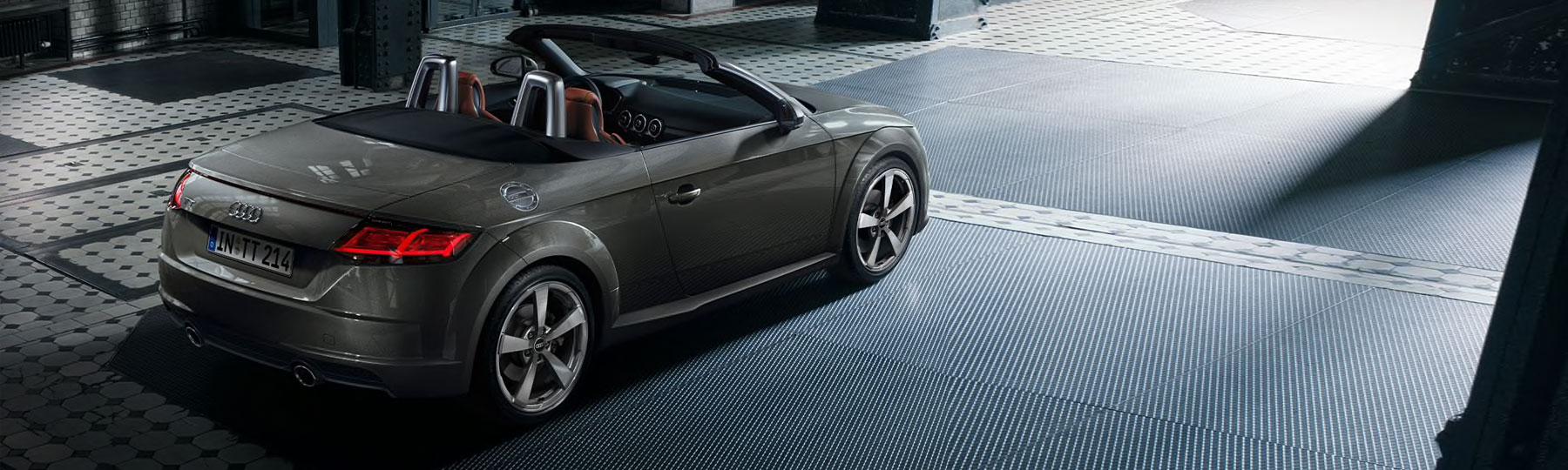 Audi TT Roadster New Car Offer