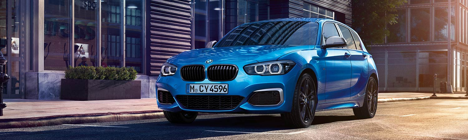 BMW 1 Series Business Offer