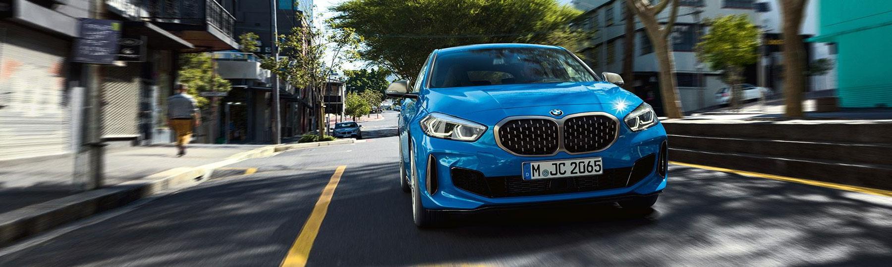 BMW 1 Series Sports Hatch New Car Offer