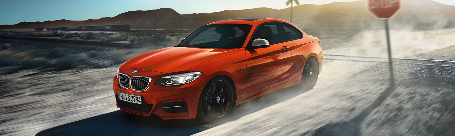 BMW 2 Series Coupe New Car Offer