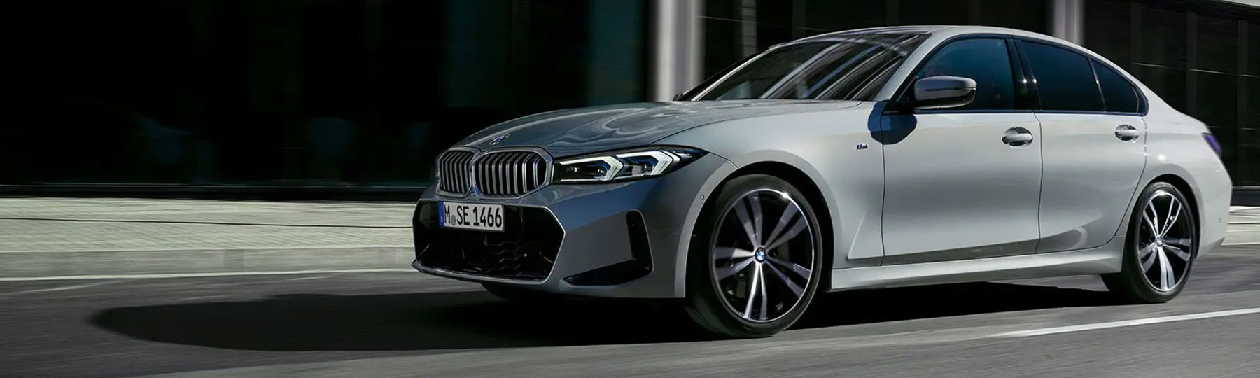 BMW 3 Series Saloon New New Car Offer
