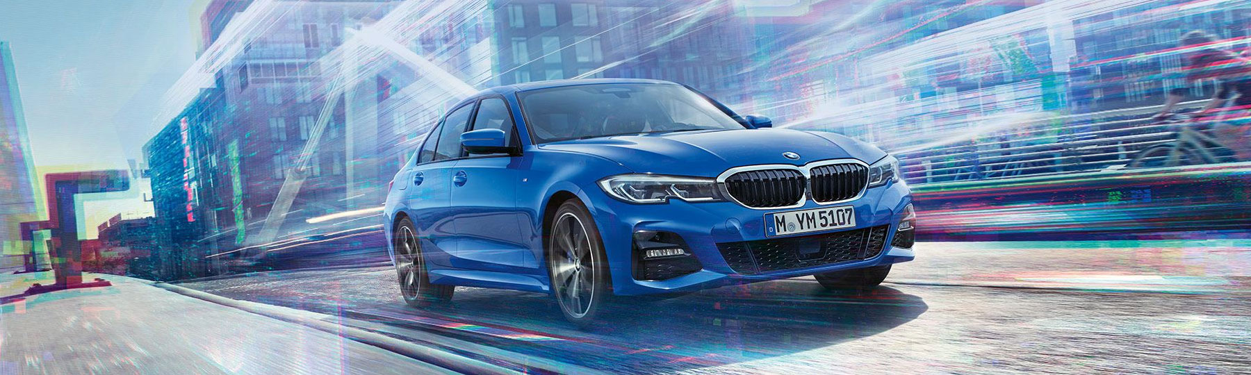 New BMW 3 Series Saloon Business Offer