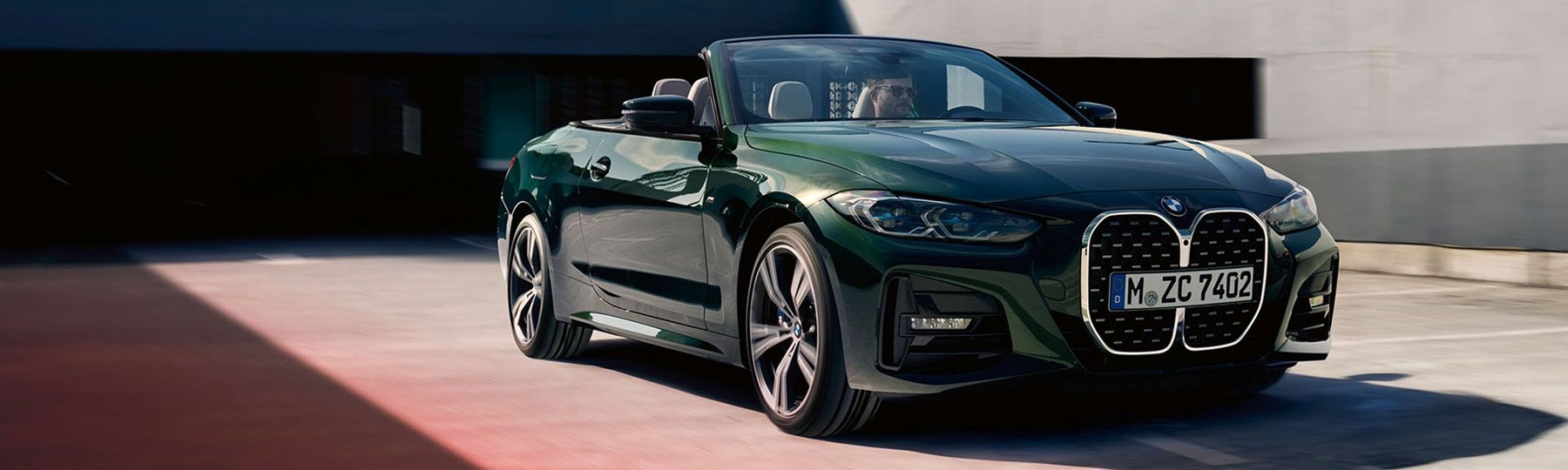 BMW 4 Series Convertible New Car Offer