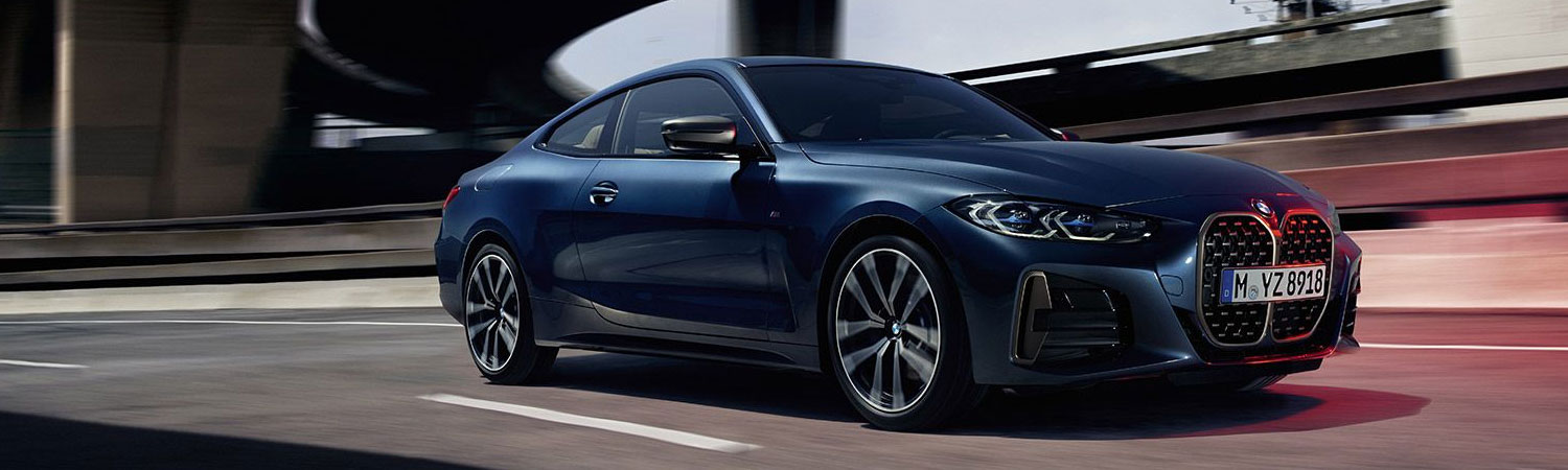 New BMW 4 Series Coupe New Car Offer