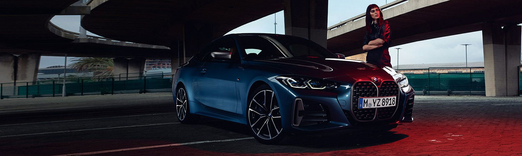 BMW 4 Series Coupe New Car Offer