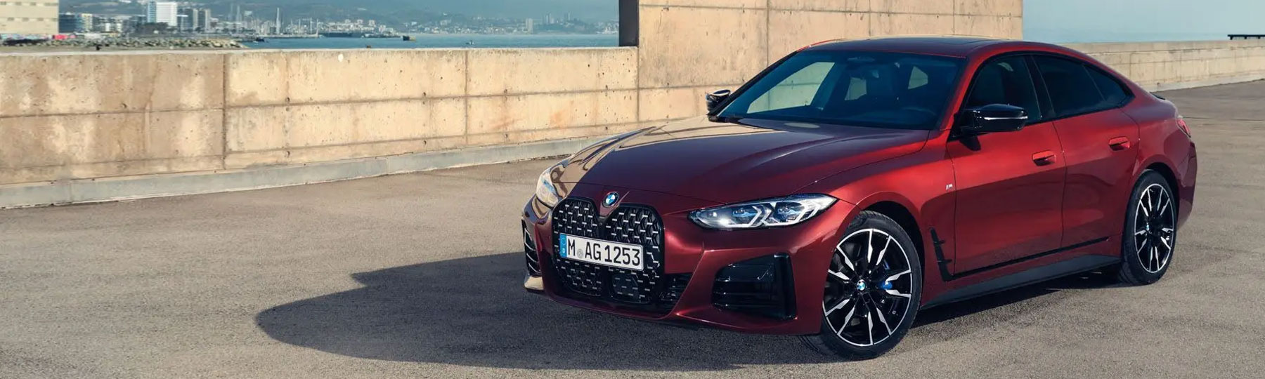 BMW 4 Series Gran Coupe Business Offer