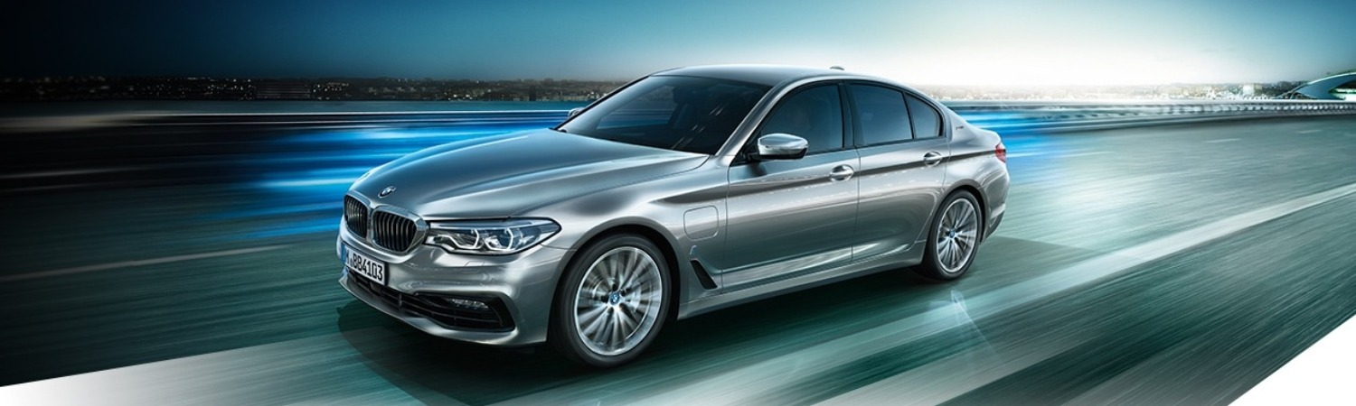BMW 5 Series iPerformance Business Offer