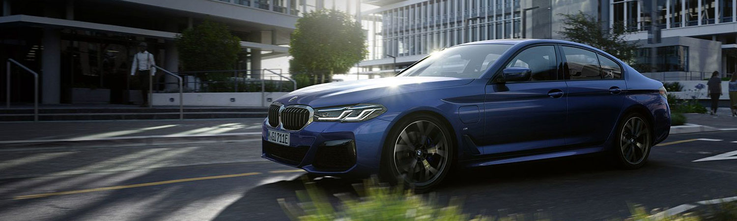 New BMW 5 Series Saloon New Car Offer
