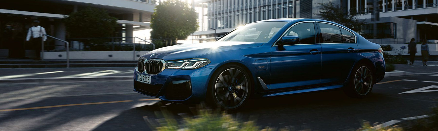 BMW 5 Series Business Offers
